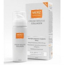 Мерц Специал КРЕМ МУС КОЛАГЕН 50мл/ Merz Special Cream Mousse Collagen