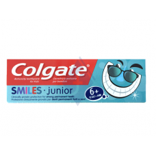 КОЛГЕЙТ ПАСТА ЗА ЗЪБИ СМАЙЛ ДЖУНИЪР над 6 години 50мл. ,COLGATE SMILES JUNIOR 6+