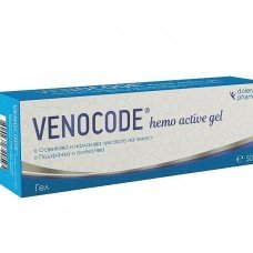 ВЕНОКОД ХЕМО АКТИВ ГЕЛ 50мл/ VENOCOD HEMO Active gel