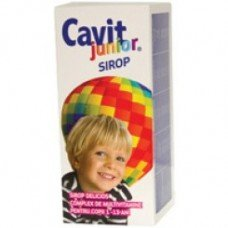 КАВИТ ДЖУНИЪР СИРОП 100мл. / CAVIT JUNIOR SYRUP