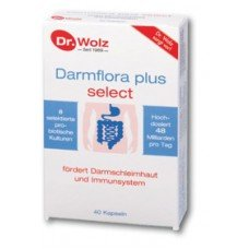ДАРМФЛОРА ПЛЮС СЕЛЕКТ 20 капсули/ Darmflora Plus Select