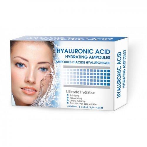 Хиалуронова киселина ампули за лице - аптеки Афиа
