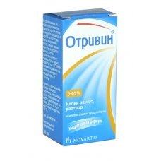 ОТРИВИН 0.05 % капки за нос за деца 10 мл., OTRIVIN