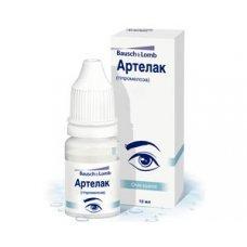 АРТЕЛАК 0.32% капки за очи 10мл., ARTELAC