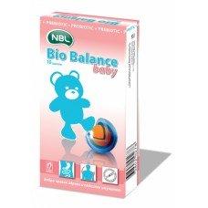 БИО БАЛАНС БЕЙБИ пробиотик и витамини - 10 сашета, BIO BALANCE BABY