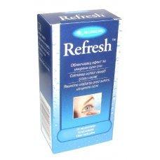 РЕФРЕШ овлажняващи капки за очи 15мл., REFRESH eye drops
