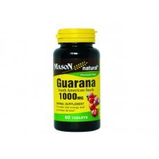 ГУАРАНА 1000мг. за жизнен тонус 60 таблетки, GUARANA