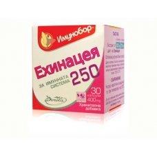 ИМУНОБОР Ехинацея за силна имунна система 250мг 30 капсули, IMUNOBOR Echinacea