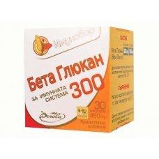 ИМУНОБОР Бета Глюкан за силна имунна система 300мг 30 капсули, IMUNOBOR Beta Glyucan
