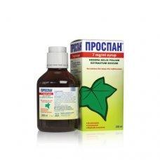 ПРОСПАН сироп за кашлица с листа от бръшлян 200 мл., PROSPAN
