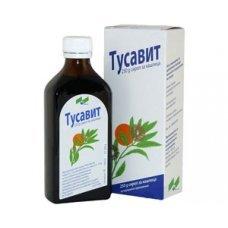 ТУСАВИТ сироп за кашлица  250 мг., TUSSAVIT syrup