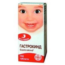 ГАСТРОКИНД 150 хомеопатични таблетки, GASTROKIND