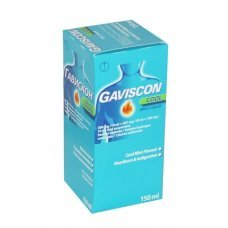 ГАВИСКОН суспензия 150 мл., GAVISCON
