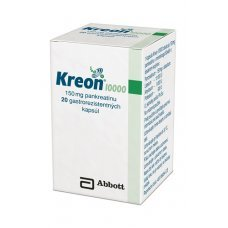 КРЕОН 10 000 Е  20 капсули, KREON