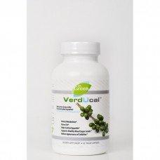 ВЕРДУКАЛ 800 мг. чисто зелено кафе 60 капсули, VERDUCAL