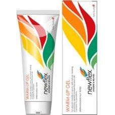 НЮФЛЕКС загряващ гел 120 мл., NEWFLEX warm-up gel