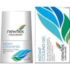 НЮФЛЕКС охлаждащ гел рол-он 50 мл., NEWFLEX instant cooling gel