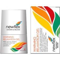 НЮФЛЕКС загряващо-релаксиращ гел 50мл., NEWFLEX warming relaxation gel