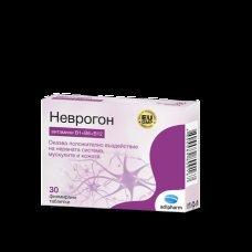 НЕВРОГОН 30 таблетки, NEVROGON