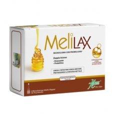 АБОКА МЕЛИЛАКС 6 микроклизми за възрастни по 10 гр., MELILAX microclisma for adult