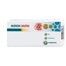 АВИРОН РАПИД 360 мг. 20 таблетки, AVIRON RAPID