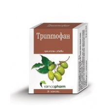 ТРИПТОФАН 30 таблетки Рамкофарм