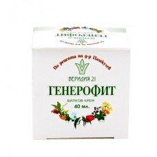 ГЕНЕРОФИТ БИЛКОВ КРЕМ 40 мл. ПАШКУЛЕВ, GENEROFIT OINTMENT 40 ml. PASHKULEV