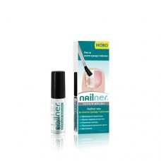 НЕЙЛНЕР РИПЕЪР ЛАК ПРОТИВ ГЪБИЧКИ ПО НОКТИТЕ 5 мл. NAILNER REPAIR BRUSH 5 ml