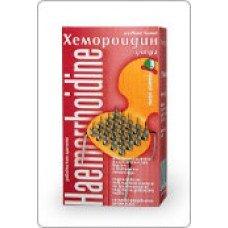 ХЕМОРОИДИН УЛТРА 120 таблетки Д-р Тошков, HAEMORRHOIDINE ULTRA