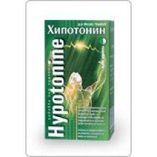ХИПОТОНИН 120 таблетки Д-р Тошков, HYPOTONINE