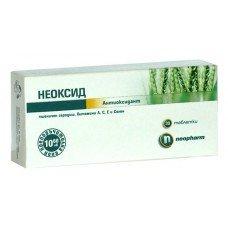 НЕОКСИД АНТИОКСИДАНТ 30 таблетки, NEOXID