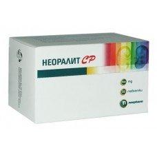 НЕОРАЛИТ SR 540 мг. 30 таблетки, NEORALIT SR