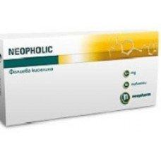 НЕОФОЛИК  0.4 мг.90 таблетки, NEOPHOLIC
