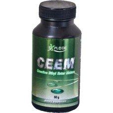 CEEM - Creatine Ethyl Ester Malate, Explode, най-новата форма на креатин, 60 гр