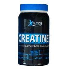 Creatine Monohydrate Pure, Explode, чист креатин монохидрат, 500 гр