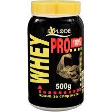 Explode 100% Whey Protein, суроватъчен протеин, 500 гр