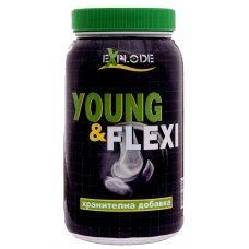 Young & Flexi, Exploid, за скелетно-мускулна система, 600 гр
