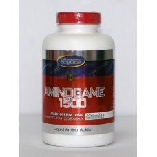 БИОГЕЙМ АМИНОГЕЙМ, BIOGAME AMINOGAME, течни аминокиселини, 492 мл