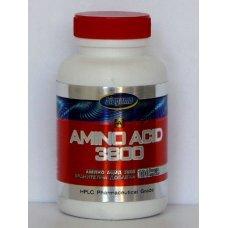 BIOGAME AMINO ACID 3800, фармацевтични аминокиселини, 100 капсули