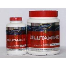 BIOGAME GLUTAMINE, Л-Глутамин, пудра 120 гр