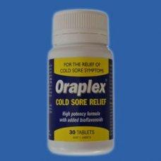 ОРАПЛЕКС против херпес 30 таблетки, ORAPLEX