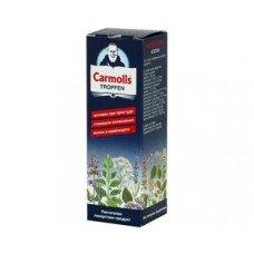 КАРМОЛИС разтвор с 10 алпийски билки 80мл. CARMOLIS