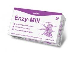 ЕНЗИ МИЛ 60 таблетки, ENZY MILL