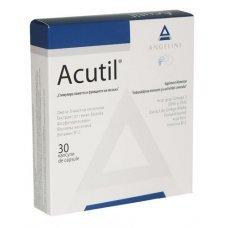 АКУТИЛ засилва паметта 30 капсули, ACUTIL
