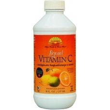 ВИТАМИН С сироп 300mg/5ml с натурален цитрусов аромат, VITAMIN C syrup