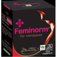 ФЕМИНОРМ при менопауза 30 капсули, FEMINORM