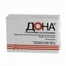 ДОНА 1500 мг. 20 сашета, DONA 1500 mg. 20 sachets