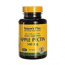 Нейчърс Плюс - Ябълков Пектин 500 mg  90 Таблетки,  Nature's Plus -  Apple Pectin 500 mg 90 Tabs
