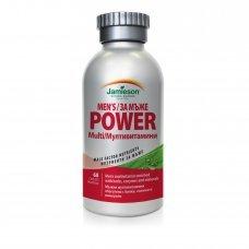 ДЖЕЙМИСЪН Мултивитамини за мъже Power for Men  60 таблетки, JAMIESON Multivitamins for Men