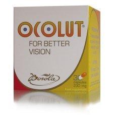 ОКОЛУТ за добро зрение 30 капсули, OCOLUT